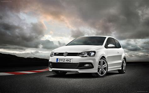 Volkswagen Polo Wallpapers by Volkswagen Polo R Line 2012 Widescreen Car