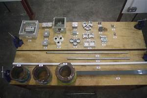 Electrical Wiring Installation Materials For Practical Lesson And Test