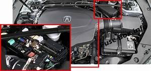 2014 Acura Mdx Fuse Box Diagram
