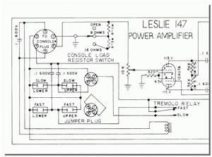 Servicing The Leslie 147 Amplifier