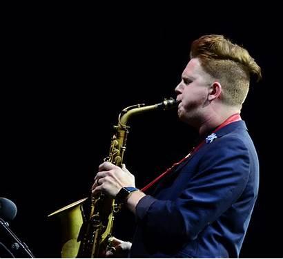 Brecker Michael Competition Musician Saxophone Hahn Alex