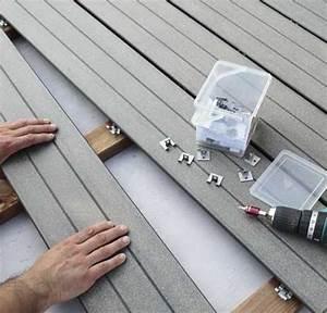 Lame Composite Pour Terrasse Leroy Merlin : lames de terrasse composite leroy merlin wasuk ~ Zukunftsfamilie.com Idées de Décoration