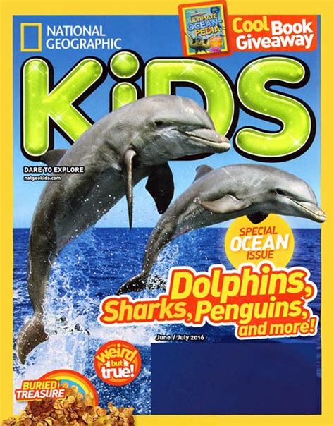 National Geographic Kids Magazine Subscription From $2245