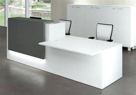 octa office table reception table betterhomeindia office furniture showroom ahmedabad