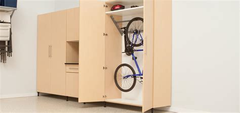 Garage Cabinet Ideas   Monkey Bar Storage