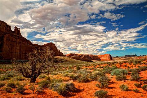 Utah Landscape Wallpaper Wallpapersafari