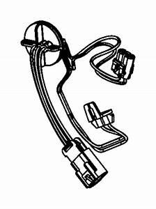 Ram 1500 Headlight Wiring Harness  Quad Beam