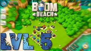 boom beach level