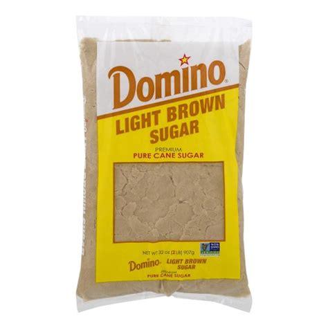 brown sugar domino light brown sugar 32 oz jet Light
