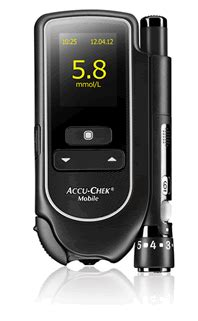 accu chek mobile video guide meter review  fastclix