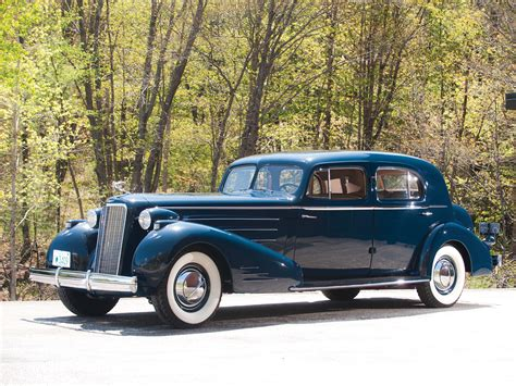 cadillac 1936 mitula cars cadillac v16 cadillac v16 town sedan by fleetwood 5733s