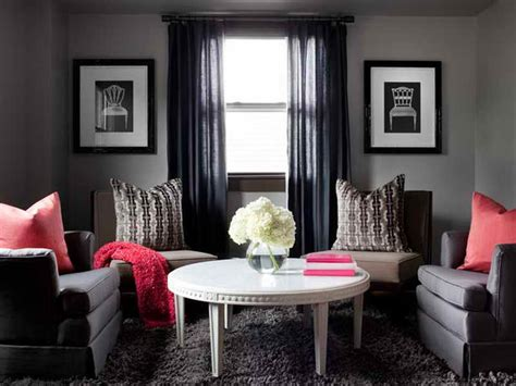 ideas what color curtains with gray walls curtains