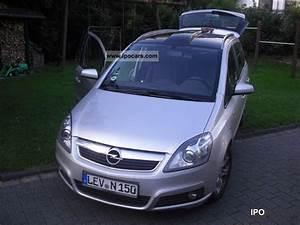 Opel Zafira 1 9 Cdti : 2006 opel zafira 1 9 cdti cosmo car photo and specs ~ Gottalentnigeria.com Avis de Voitures