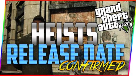 Gta 5 Online Heist Dlc Leaked Release Date Confirmed In