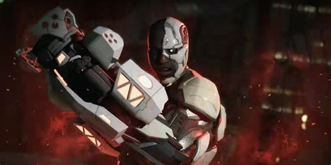 Cyborg Debuts In 'shattered Alliances' Trailer