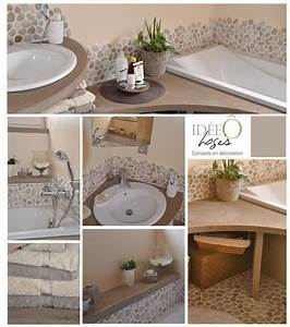 emejing deco salle de bain zen photos design trends 2017 With decoration de salle de bain zen