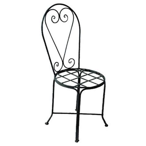 chaises en fer forgé chaise en fer forgé du maroc