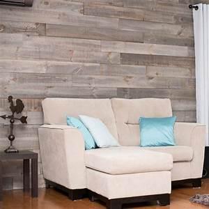 Revêtement Mural Intérieur : revetement bois mural avec revetement mural imitation bois ~ Melissatoandfro.com Idées de Décoration