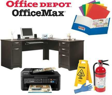office depot up to 80 clearance