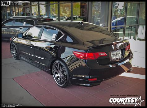 of your ilx with aftermarket wheels acurazine acura enthusiast community
