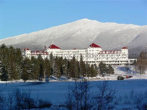 New Hampshire Mt. Washington Hotel