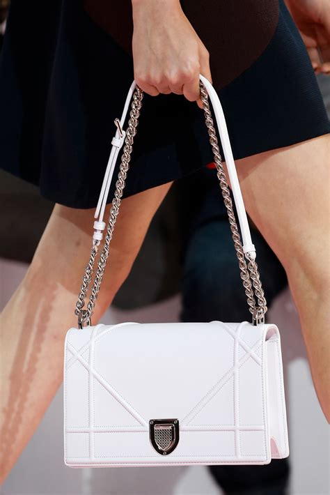dior fall winter  runway bag collection featuring