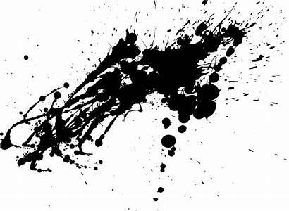 Paint Splatter Splash Ink Drop Vector Drip