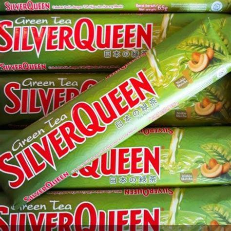 inspirasi keren coklat silverqueen green tea harga