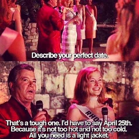 miss congeniality quotes perfect date