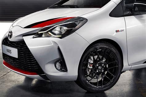 Toyota Yaris GRMN specs revealed
