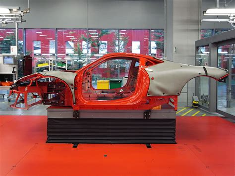 ferrari factory ferrari factory tour assembly line