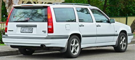 1996 Volvo Station Wagon by File 1996 1997 Volvo 850 Awd Station Wagon 2011 11 18 02