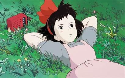 Kiki Delivery Service Anime Kikis Desktop Wallpapers