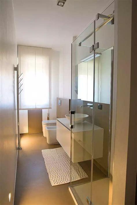 disposizione sanitari bagno bagno stretto e lungo disposizione sanitari