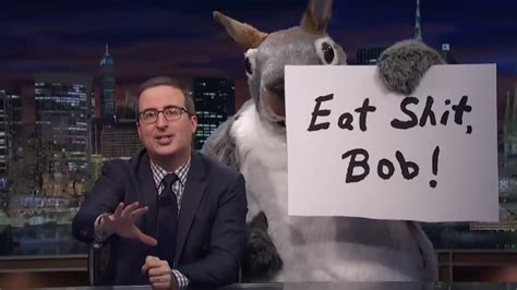 john oliver taunts coal baron  judge dismisses