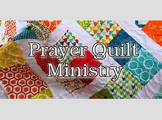 Prayer Quilt Ministry – Pipe Creek Little Rock Church