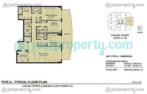 laguna tower floor plans justpropertycom