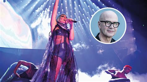 ariana grande lady gaga share production designer