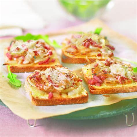 recette cuisine weight watcher tartines gratinées recette weight watchers cuisine