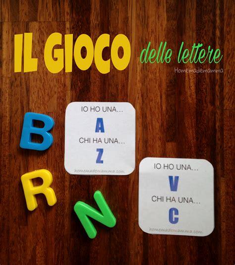 Imparare Le Lettere by Giochi Per Imparare Le Lettere Di41 187 Regardsdefemmes
