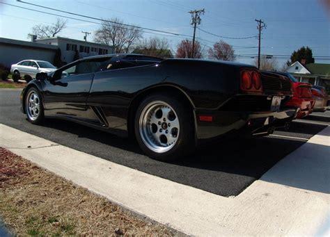 1996 1998 Lamborghini Diablo Roadster Picture 7136