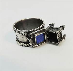 beautiful antique style 925 sterling silver jewish wedding With antique jewish wedding rings