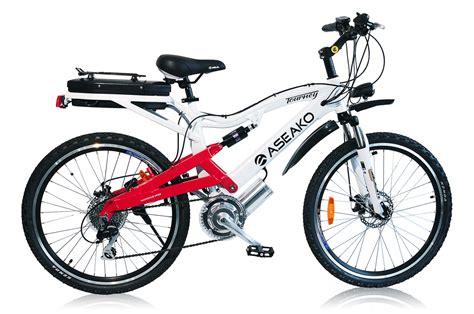 Aseako 250w Tourney Electric Bike