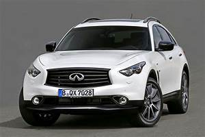 2016 Infiniti QX70 Ultimate - Picture 645593 car review
