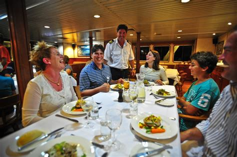 princesse cuisine great barrier reef tours 3 4 7 day expedition