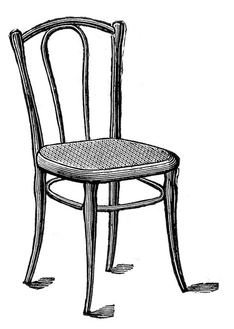 Chair Caning Free by Chair Clipart Cliparts Co