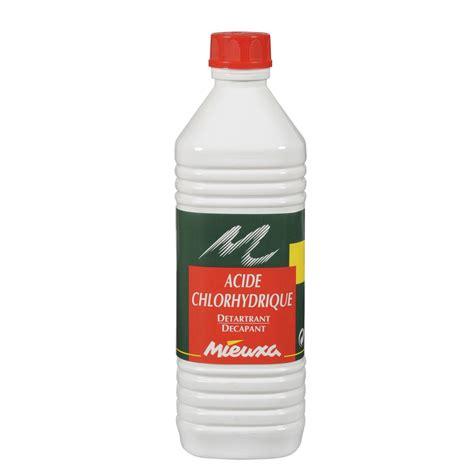 cuisine chimique acide chlorhydrique mieuxa 1 l leroy merlin