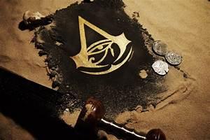 Assassin's Creed Origins Insignia by PandaNotes on DeviantArt