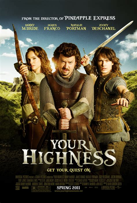 'Your Highness' Trailer - /Film