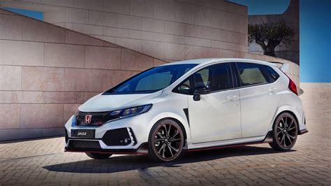 2019 Honda Jazzfit Type R Youtube